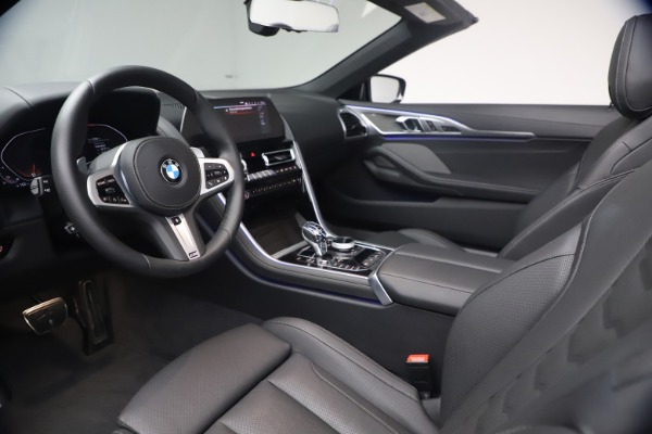 Used 2019 BMW 8 Series M850i xDrive for sale Sold at Alfa Romeo of Greenwich in Greenwich CT 06830 27