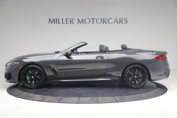 Used 2019 BMW 8 Series M850i xDrive for sale Sold at Alfa Romeo of Greenwich in Greenwich CT 06830 3