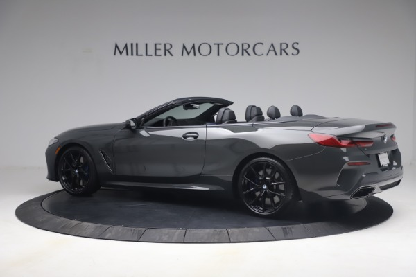 Used 2019 BMW 8 Series M850i xDrive for sale Sold at Alfa Romeo of Greenwich in Greenwich CT 06830 4