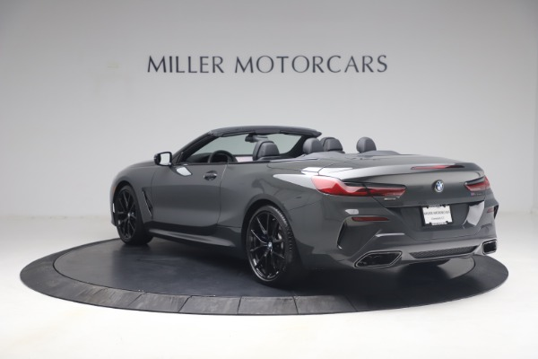 Used 2019 BMW 8 Series M850i xDrive for sale Sold at Alfa Romeo of Greenwich in Greenwich CT 06830 5