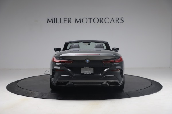 Used 2019 BMW 8 Series M850i xDrive for sale Sold at Alfa Romeo of Greenwich in Greenwich CT 06830 6