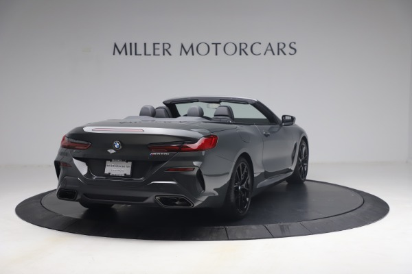 Used 2019 BMW 8 Series M850i xDrive for sale Sold at Alfa Romeo of Greenwich in Greenwich CT 06830 7
