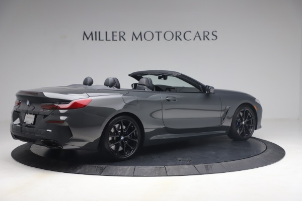 Used 2019 BMW 8 Series M850i xDrive for sale Sold at Alfa Romeo of Greenwich in Greenwich CT 06830 8