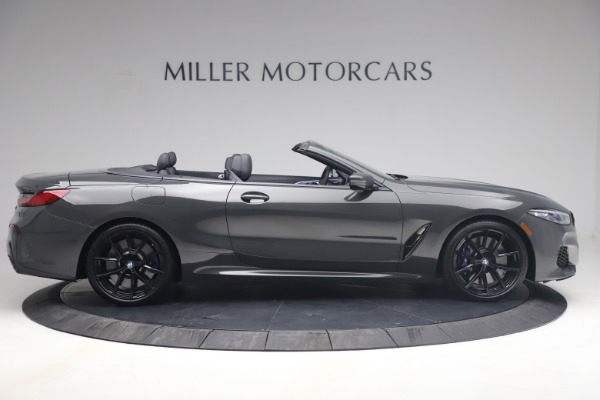 Used 2019 BMW 8 Series M850i xDrive for sale Sold at Alfa Romeo of Greenwich in Greenwich CT 06830 9