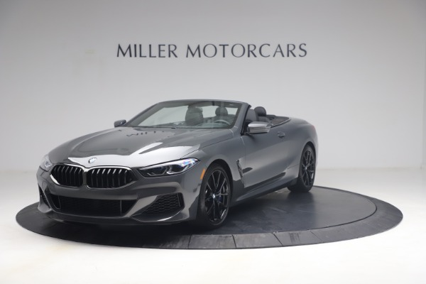Used 2019 BMW 8 Series M850i xDrive for sale Sold at Alfa Romeo of Greenwich in Greenwich CT 06830 1