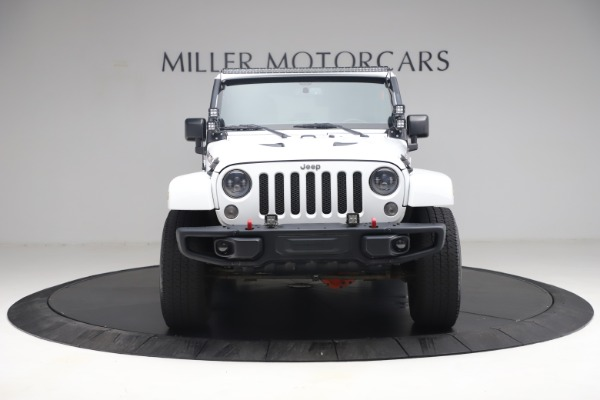 Used 2015 Jeep Wrangler Unlimited Rubicon Hard Rock for sale $39,900 at Alfa Romeo of Greenwich in Greenwich CT 06830 12