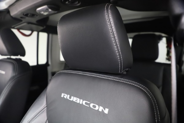 Used 2015 Jeep Wrangler Unlimited Rubicon Hard Rock for sale $39,900 at Alfa Romeo of Greenwich in Greenwich CT 06830 26