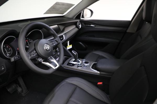 New 2021 Alfa Romeo Stelvio Ti Q4 for sale Sold at Alfa Romeo of Greenwich in Greenwich CT 06830 13