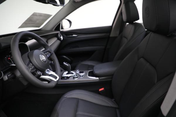 New 2021 Alfa Romeo Stelvio Ti Q4 for sale Sold at Alfa Romeo of Greenwich in Greenwich CT 06830 14