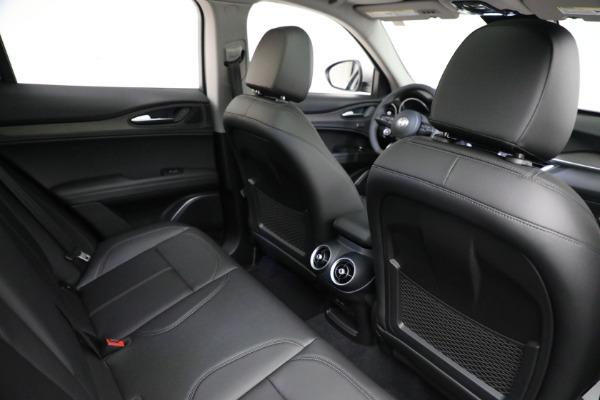 New 2021 Alfa Romeo Stelvio Ti Q4 for sale Sold at Alfa Romeo of Greenwich in Greenwich CT 06830 17