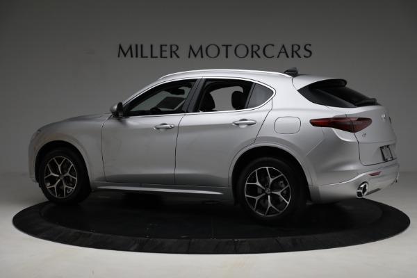 New 2021 Alfa Romeo Stelvio Ti Q4 for sale Sold at Alfa Romeo of Greenwich in Greenwich CT 06830 4