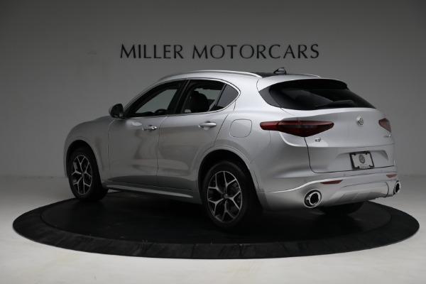 New 2021 Alfa Romeo Stelvio Ti Q4 for sale Sold at Alfa Romeo of Greenwich in Greenwich CT 06830 5