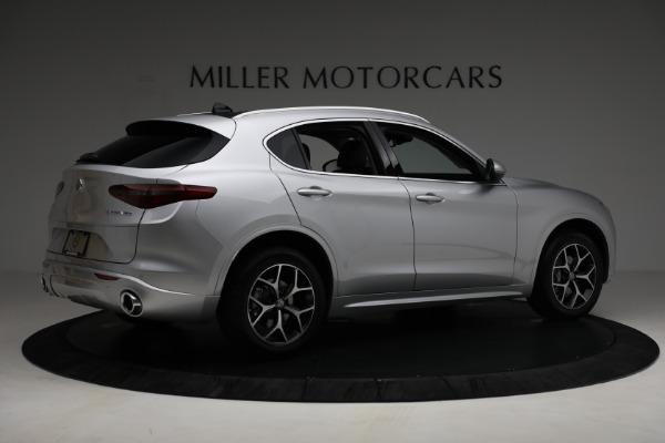 New 2021 Alfa Romeo Stelvio Ti Q4 for sale Sold at Alfa Romeo of Greenwich in Greenwich CT 06830 8