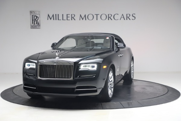 New 2021 Rolls-Royce Dawn for sale Call for price at Alfa Romeo of Greenwich in Greenwich CT 06830 14