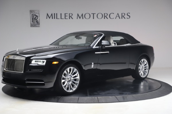 New 2021 Rolls-Royce Dawn for sale Call for price at Alfa Romeo of Greenwich in Greenwich CT 06830 15