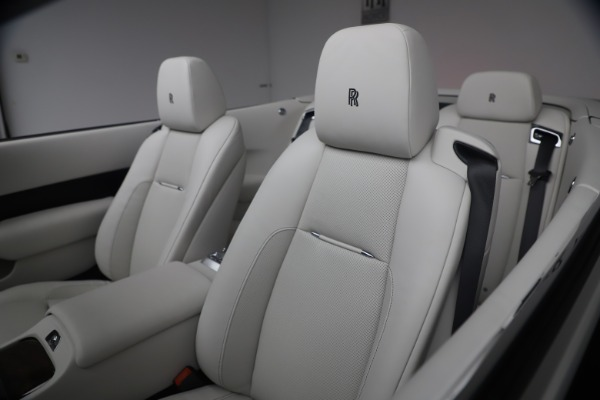 New 2021 Rolls-Royce Dawn for sale Call for price at Alfa Romeo of Greenwich in Greenwich CT 06830 25