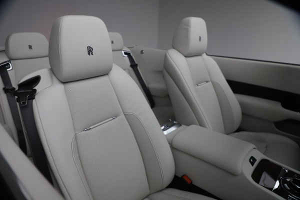 New 2021 Rolls-Royce Dawn for sale Call for price at Alfa Romeo of Greenwich in Greenwich CT 06830 26
