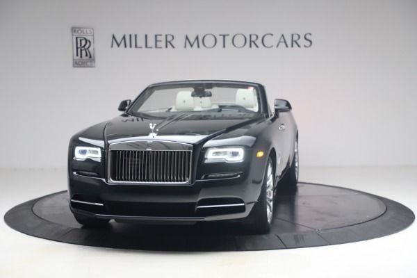 New 2021 Rolls-Royce Dawn for sale Call for price at Alfa Romeo of Greenwich in Greenwich CT 06830 3