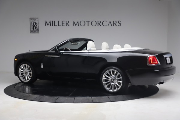 New 2021 Rolls-Royce Dawn for sale Call for price at Alfa Romeo of Greenwich in Greenwich CT 06830 5