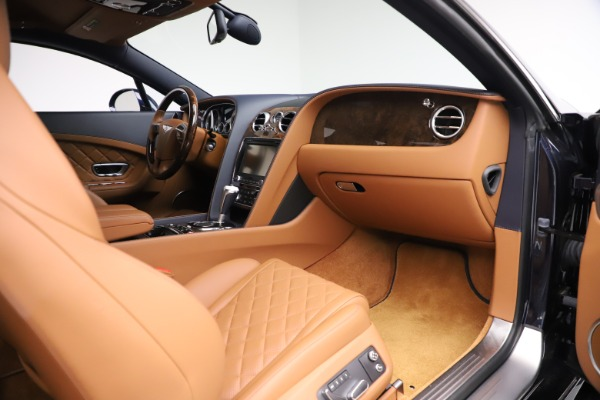Used 2017 Bentley Continental GT V8 S for sale Sold at Alfa Romeo of Greenwich in Greenwich CT 06830 23