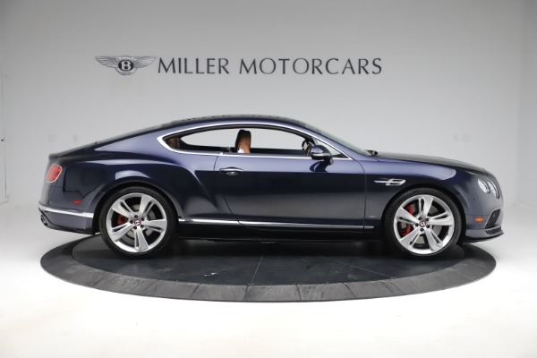 Used 2017 Bentley Continental GT V8 S for sale Sold at Alfa Romeo of Greenwich in Greenwich CT 06830 8