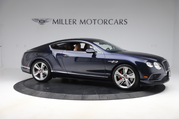 Used 2017 Bentley Continental GT V8 S for sale Sold at Alfa Romeo of Greenwich in Greenwich CT 06830 9