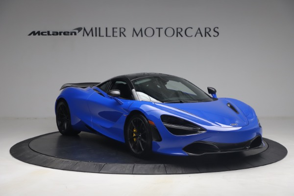 Used 2020 McLaren 720S Performace for sale $334,990 at Alfa Romeo of Greenwich in Greenwich CT 06830 10