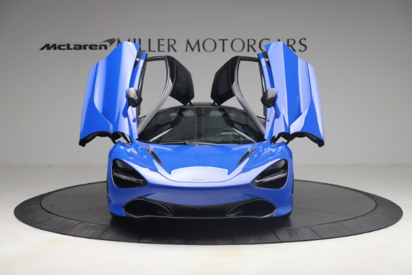 Used 2020 McLaren 720S Performace for sale $334,990 at Alfa Romeo of Greenwich in Greenwich CT 06830 12