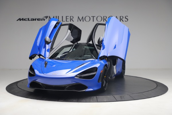 Used 2020 McLaren 720S Performace for sale $334,990 at Alfa Romeo of Greenwich in Greenwich CT 06830 13