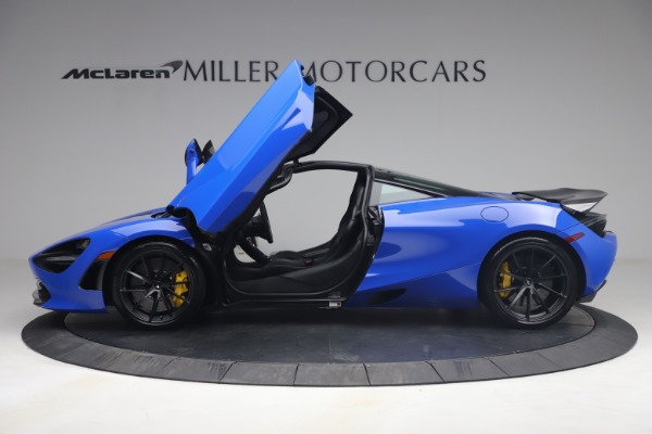 Used 2020 McLaren 720S Performace for sale $334,990 at Alfa Romeo of Greenwich in Greenwich CT 06830 15