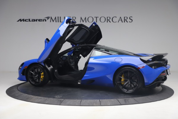Used 2020 McLaren 720S Performace for sale $334,990 at Alfa Romeo of Greenwich in Greenwich CT 06830 16