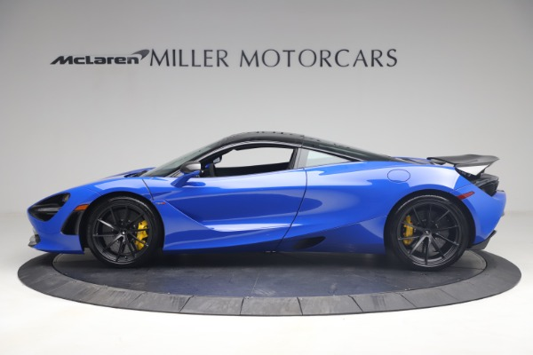 Used 2020 McLaren 720S Performace for sale $334,990 at Alfa Romeo of Greenwich in Greenwich CT 06830 2
