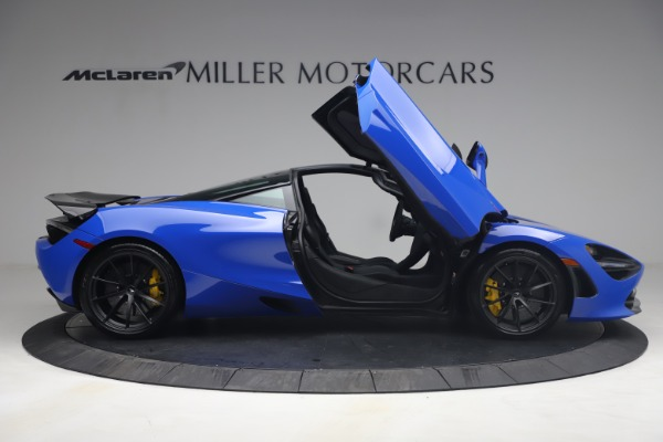 Used 2020 McLaren 720S Performace for sale $334,990 at Alfa Romeo of Greenwich in Greenwich CT 06830 21