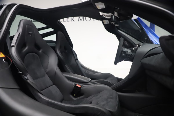 Used 2020 McLaren 720S Performace for sale $334,990 at Alfa Romeo of Greenwich in Greenwich CT 06830 27