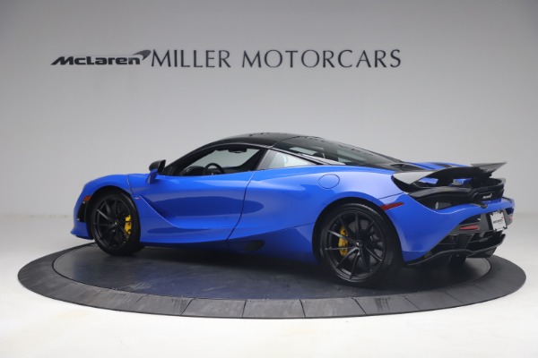 Used 2020 McLaren 720S Performace for sale $334,990 at Alfa Romeo of Greenwich in Greenwich CT 06830 3
