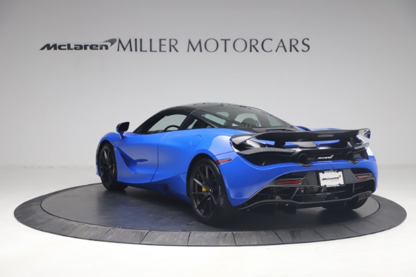 Used 2020 McLaren 720S Performace for sale $334,990 at Alfa Romeo of Greenwich in Greenwich CT 06830 4