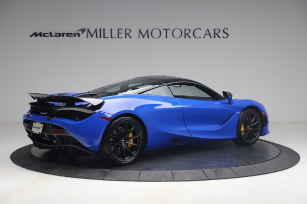 Used 2020 McLaren 720S Performace for sale $334,990 at Alfa Romeo of Greenwich in Greenwich CT 06830 7
