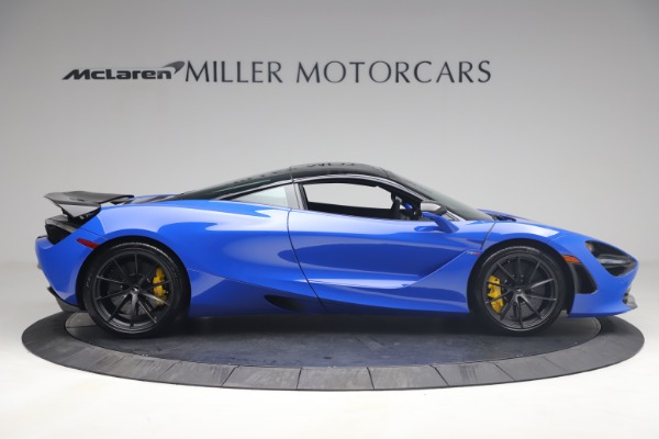 Used 2020 McLaren 720S Performace for sale $334,990 at Alfa Romeo of Greenwich in Greenwich CT 06830 8