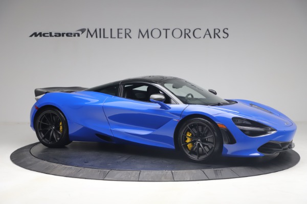 Used 2020 McLaren 720S Performace for sale $334,990 at Alfa Romeo of Greenwich in Greenwich CT 06830 9