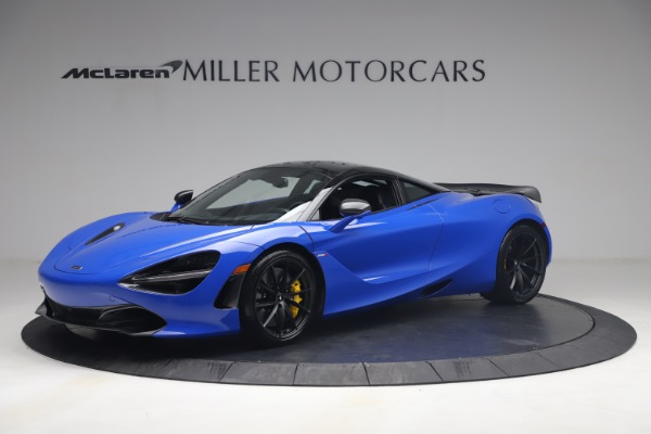 Used 2020 McLaren 720S Performace for sale $334,990 at Alfa Romeo of Greenwich in Greenwich CT 06830 1