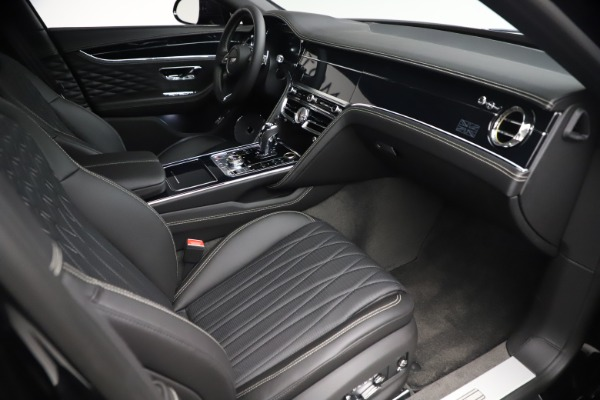 New 2020 Bentley Flying Spur First Edition for sale $276,070 at Alfa Romeo of Greenwich in Greenwich CT 06830 20