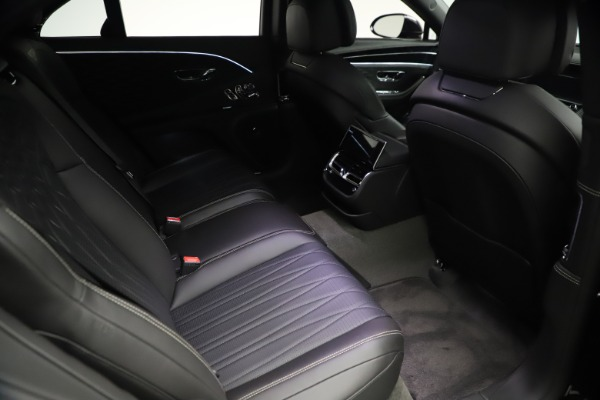 Used 2020 Bentley Flying Spur W12 First Edition for sale Sold at Alfa Romeo of Greenwich in Greenwich CT 06830 25