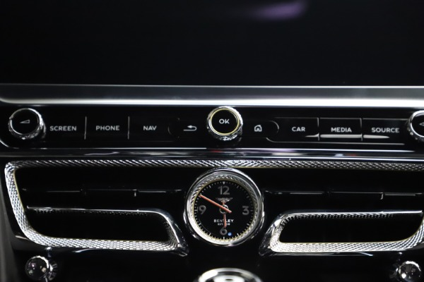 Used 2020 Bentley Flying Spur W12 First Edition for sale Sold at Alfa Romeo of Greenwich in Greenwich CT 06830 28