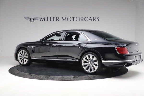 New 2020 Bentley Flying Spur First Edition for sale $276,070 at Alfa Romeo of Greenwich in Greenwich CT 06830 4
