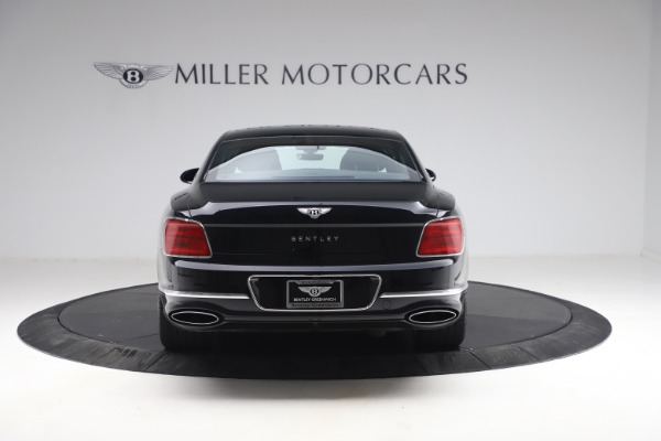 Used 2020 Bentley Flying Spur W12 First Edition for sale Sold at Alfa Romeo of Greenwich in Greenwich CT 06830 6