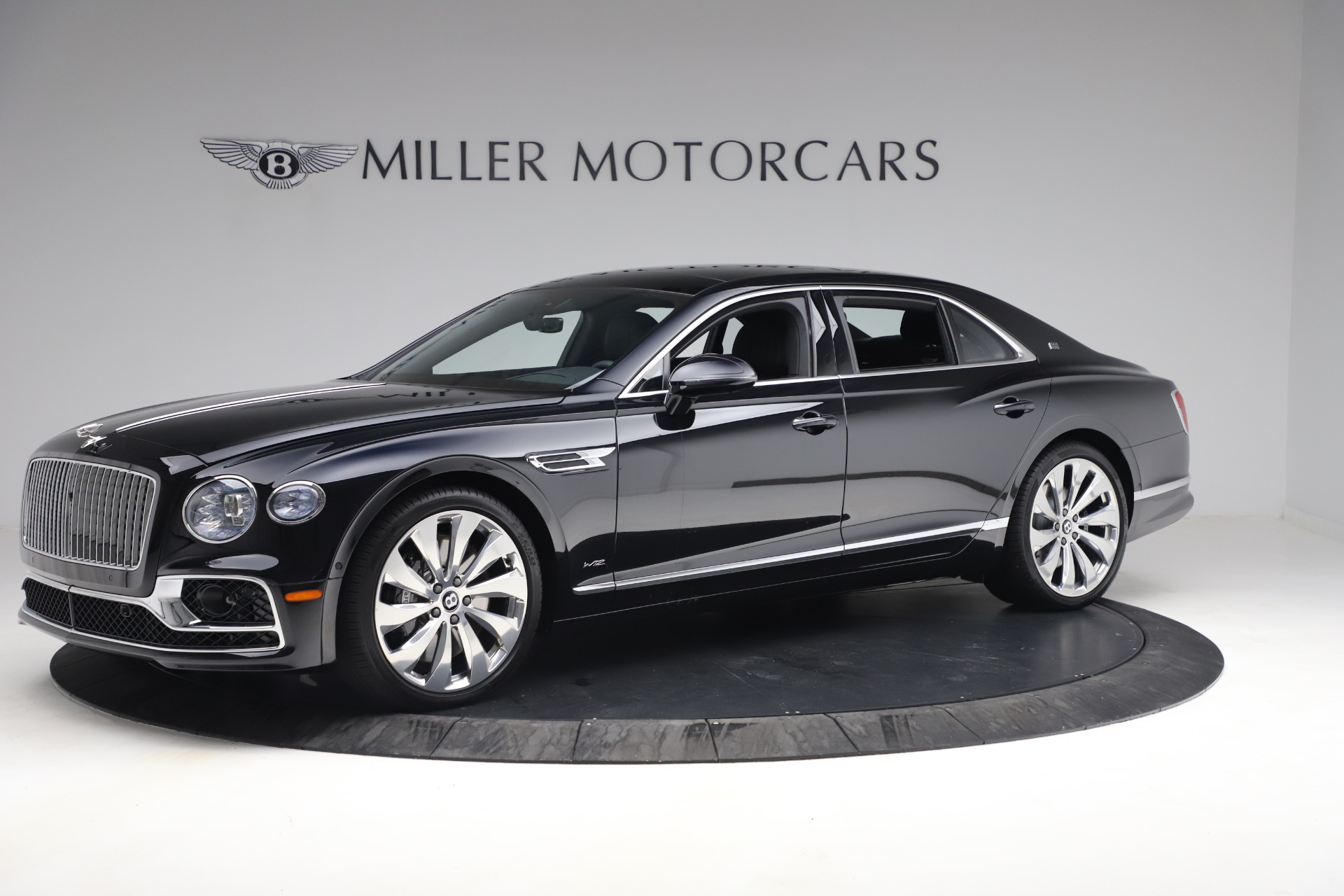 Used 2020 Bentley Flying Spur W12 First Edition for sale Sold at Alfa Romeo of Greenwich in Greenwich CT 06830 1