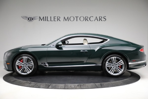 New 2020 Bentley Continental GT W12 for sale $264,255 at Alfa Romeo of Greenwich in Greenwich CT 06830 2