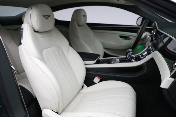 Used 2020 Bentley Continental GT W12 for sale Call for price at Alfa Romeo of Greenwich in Greenwich CT 06830 25
