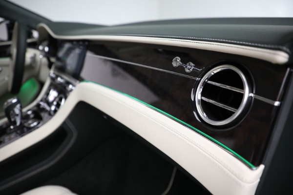 Used 2020 Bentley Continental GT W12 for sale Call for price at Alfa Romeo of Greenwich in Greenwich CT 06830 26