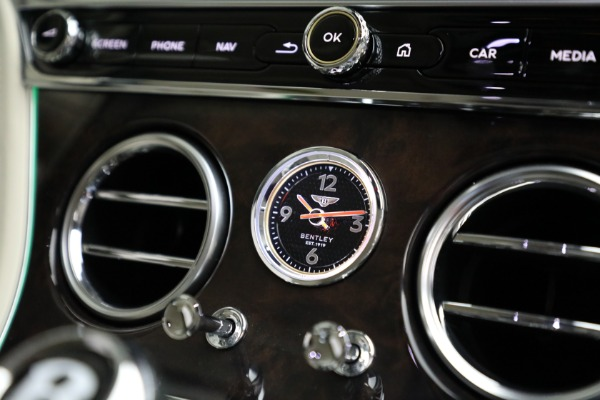 Used 2020 Bentley Continental GT W12 for sale Call for price at Alfa Romeo of Greenwich in Greenwich CT 06830 27
